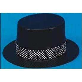 Plastic Top Hat Accessory for Stuffed Animal