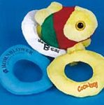 Custom Swim Ring for Stuffed Animal