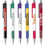 Custom Colorama Grip Pen (Digital Full Color Wrap)