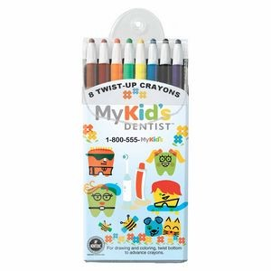 Twist Crayons w/ Front Insert Only