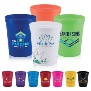 Touchdown - ColorJet - Full Color 16 Oz. Stadium Cup