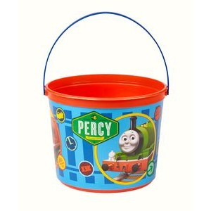 64 oz. Full Color Plastic Drink Pail