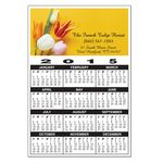 Custom Magnet - Calendar Rectangle 3 Day - Full Color