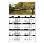 Custom Magnet - Calendar Rectangle - Full Color