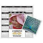 Custom Magnet - Rectangle Calendar - Full Color