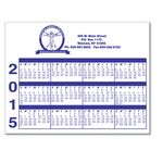Custom Laminated Card Stock - Small Rectangle - Full Color