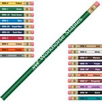 Custom Workhorse Value #2 Pencil