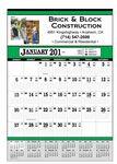 Custom Contractor's 13-Sheet Calendar-19
