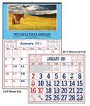 Custom Large Everyday Farm Memo Calendar (After 5/1)