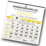 Custom 6-Sheet Almanac Calendar YOUR WAY (Thru 4/30)