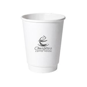 12 Oz. Double Wall Insulated Paper Cup (Petite Line)