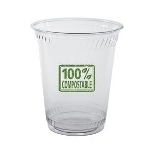 12/14 Oz. Soft-Sided Greenware Plastic Cup (Petite Line)