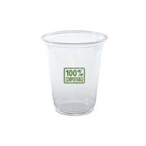 7 Oz. Soft-Sided Plastic Greenware Cup (Petite Line)