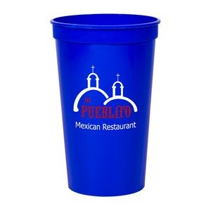 22 Oz. Smooth Colored Cup (Grande Line)