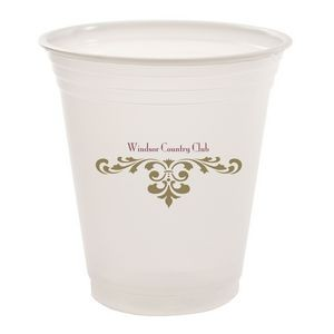 12 Oz. Soft-Sided Translucent Plastic Cup (Petite Line)