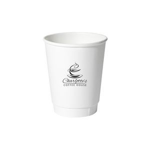 8 Oz. Double Wall Insulated Paper Cup (Petite Line)