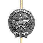 Custom Valprin Cast Aluminum Vietnam Grave Markers