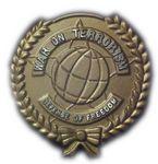 Custom Valprin Bronze Global War on Terrorism Grave Markers
