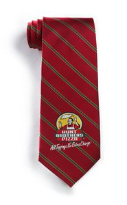 Custom Woven Polyester Logo Ties
