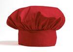 Custom Red Chef Cap