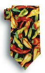 Custom Multi Pepper Novelty Tie