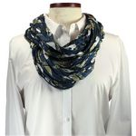 Custom Custom Cotton Wet Dye Infinity Scarf
