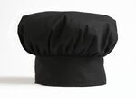 Custom Black Chef Cap