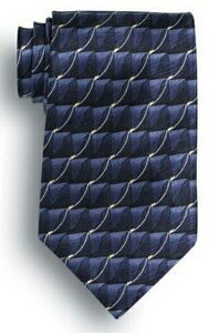 Hamilton Career Collection Silk Tie
