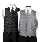 Custom Women's Custom Woven Polyester Vest (S-3XL)