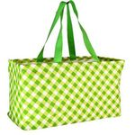 Custom Large Printed Utility Tote Bag