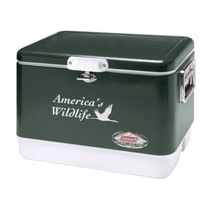 Coleman® 54 Quart Classic Steel Belted Cooler