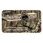 Custom Mossy Oak BIC 20 Mil 4 Color Business Card Magnet