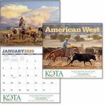Custom Triumph American West by Tim Cox Appointment Calendar