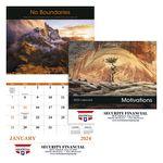 Custom GoodValue Motivations Calendar (Stapled)