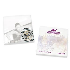 "3""x3"" BIC® Adhesive 50 Sheet Notepad"
