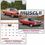 Custom GoodValue Muscle Thunder Calendar (Stapled)