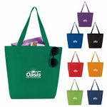 Custom GoodValue Non-Woven Convention Tote Bag