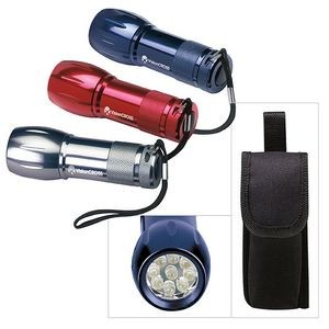BIC Graphic® Mini Aluminum LED Flashlight