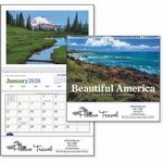 Custom Triumph Beautiful America Pocket Calendar