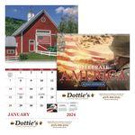 Custom GoodValue Celebrate America Calendar (Spiral)