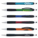 Custom GoodValue Metallic Pattern Grip Stylus Pen