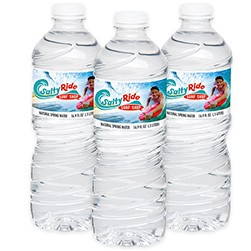 16.9 Oz. BIC Graphic® Twist Cap Bottled Water