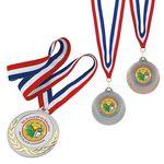 Custom Jaffa Laurel Wreath Medal