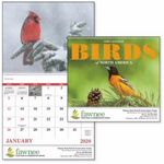 Custom GoodValue Birds of North America Calendar (Spiral)