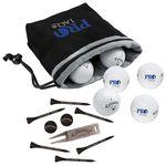 Custom Callaway 6 Warbird Golf Ball Valuables Pouch