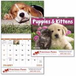Custom GoodValue Puppies & Kittens Calendar (Spiral)
