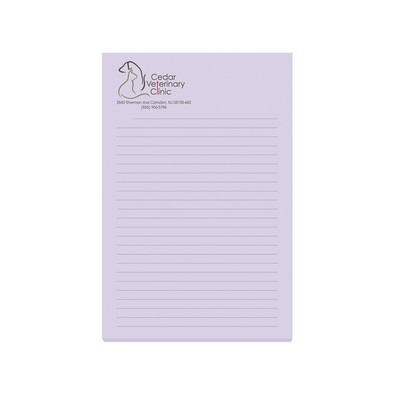 BIC® Adhesive 25 Sheet Notepad (4