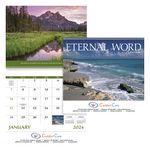 Custom GoodValue Eternal Word Calendar w/ Funeral Pre-Planning Form (Spiral)