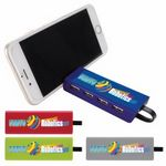 Custom GoodValue 4 Port USB Hub & Phone Stand