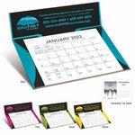 Custom Triumph Curved Memo Desk Calendar